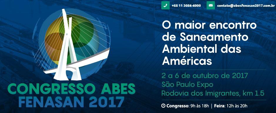 Congresso Abes/Fenasan 2017