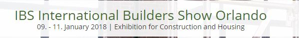 IBS International Builders Show Orlando