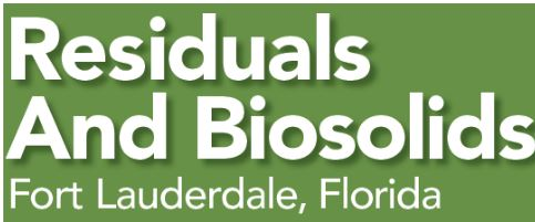 Residuals and Biosolids Conference 2019