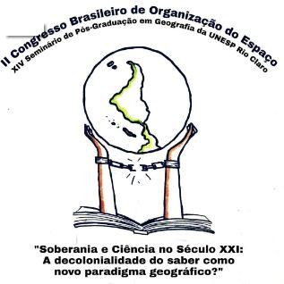 II CBOE/XIV SEMINARIO DE POS GRADUAÇÃO EM GEOGRAFIA DA UNESP RIO CLARO