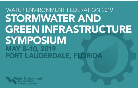 Stormwater and Green Infrastructure Symposium 2019