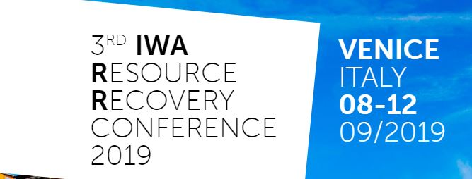 3rd IWA Resource Recovery Conference