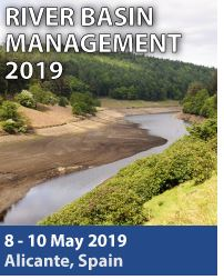 10th International Conference on River Basin Management Including all Aspects of Hydrology, Ecology, Environmental Management, Flood Plains and Wetlands