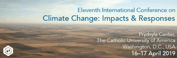 11TH INTERNATIONAL CONFERENCE ON CLIMATE CHANGE: IMPACTS & RESPONSES