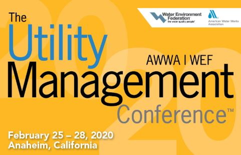 Utility Management Conference 2020