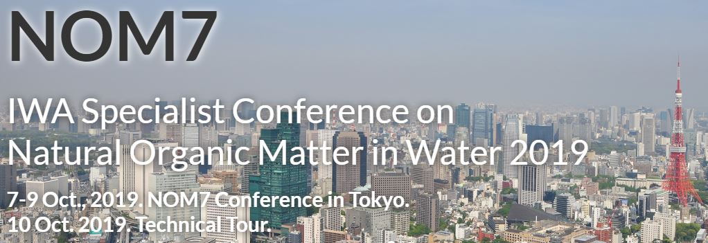 7th IWA Specialist Conference on Natural Organic Matter in Water