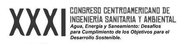 XXXI Congresso Centro-Americano de Engenharia Sanitária e Ambiental