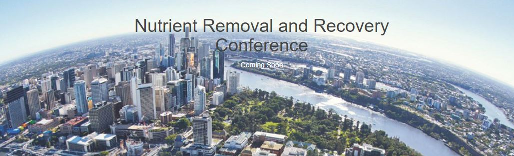Nutrient removal and recovery conference
