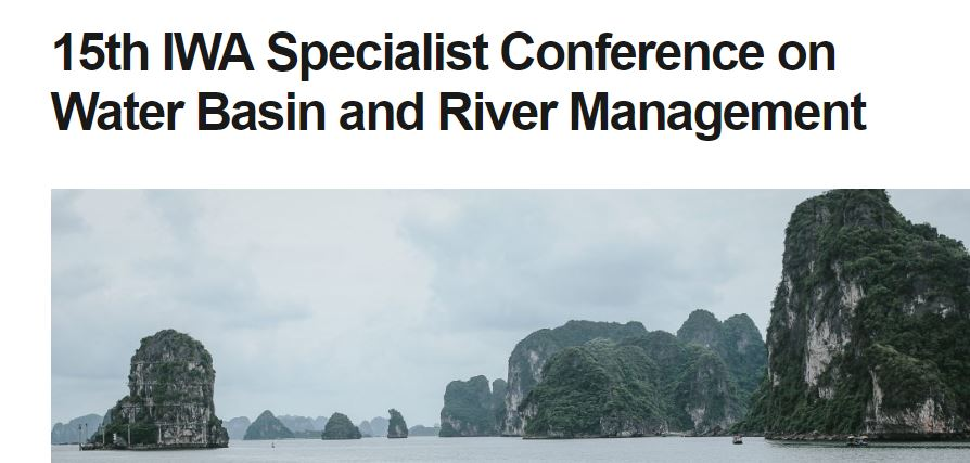 15th IWA Specialist Conference on Water Basin and River Management