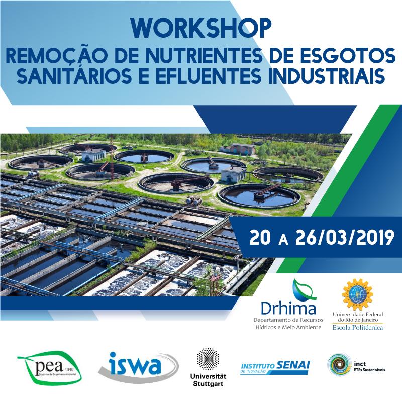 Remoção de Nutrientes de Esgotos Sanitários e Efluentes Industriais